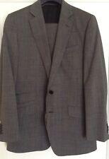 Men's Jaeger Grey Suit 38 R Grey £399.00