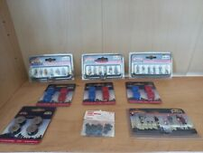 More details for selection of bachmann and peco trackside accessories and figures, unused