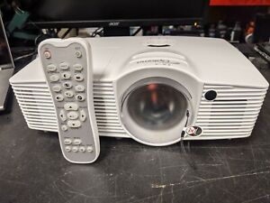 Optoma GT1080 Darbee 1080P 3D DLP Gaming Projector Perfect Condition
