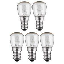 5x 15W Backofenlampe Glühbirne G...