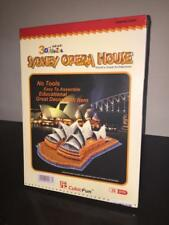 CubicFun 3D Puzzle SIDNEY OPERA HOUSE 58 Pieces Sealed