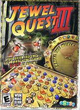 Jewel Quest III (PC/Mac, 2008, iWin) - Free USA Shipping!