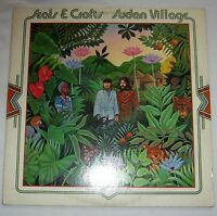 Vintage Seals & Crofts Sudan Village Record Vinyl Album Warner Brothers Records