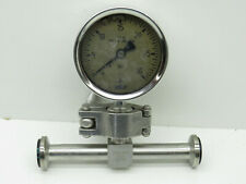 New listing Wika 50384325 74-03 Diaphragm Pressure Gauge 0-30psi