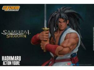 Storm Collectibles 1/12 Samurai Shodown Haohmaru Action Figure Ship Today