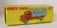 REPRO BOX DINKY n. 343 Farm product vagone