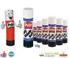10g PRITT STICK Glue Stick Home School Office Craft Art Stationery Non Toxic UK
