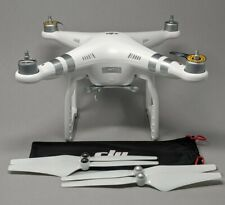 DJI Phantom 3 Advanced QUADCOPTER ONLY plus props - New - Never Activated