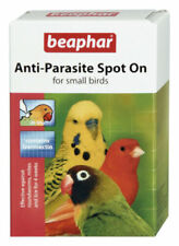 Beaphar Spot On Mite Lice For Small Bird Budgies Canary Anti Parasite