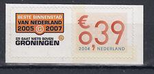 Nederland nvph 2271 L fosfor ( verkleuring ) / Beste binnenstad Groningen 2005