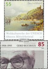 FRG (FR.Germany) 2536,2538 fine used / cancelled 2006 Natural heritage, Bucerius