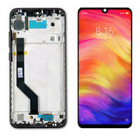 VITRE TACTILE ORIGINALE CHASSIS LCD XIAOMI REDMI NOTE 7 / NOTE 7 PRO OUTILS