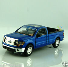 Ford F-150 Ranger 1 32 Car Model Alloy Diecast Toy Sound & Light Blue Gifts