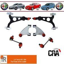 KIT BRACCI SOSPENSIONE ANTERIORI ALFA ROMEO 156 (932) 2.5 V6 24V (932A11) 141KW