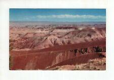 Vintage Post Card - Painted Desert - Arizona