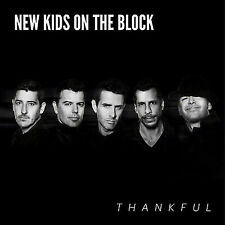 New Kids on the Block: Thankful Target Exclusive EP CD