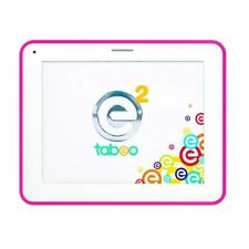 """Tabeo E2 8"""" """"Kids Tablet 8GB Android Wifi-Silver in Box with Bumper"""