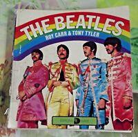 The BEATLES Roy Carr & Tony Tyler 1966 I'm Only Sleeping Lennon George Harrison