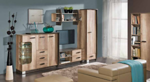 TV Rtv Cabinet Dresser Tables Hi Fi Sideboard Television Console Furniture New