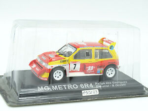IXO Press Rally 1/43 - MG Metro 6R4 Rally Of Garrigues