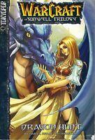 Warcraft Sunwell Trilogy Dragon Hunt #1 Tokyo Pop 2005