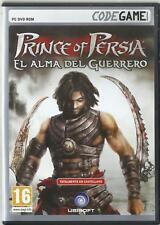 Prince of Persia: El Alma del Guerrero, PC