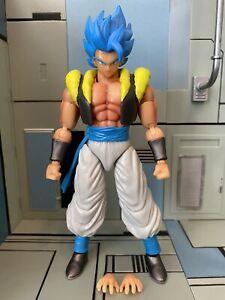"Dragon Ball Super Dragon Stars Series 11 Super Saiyan Blue Gogeta 6"" Figure"