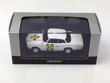 Kyosho 1:43 Nissan Prince Skyline Sport White Diecast Metal Model 03233B