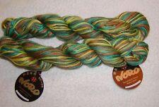 2 SKEINS -   NORO LILY Multi  - 70% Cotton~ 30% Silk. Color 118-A -  238 yards