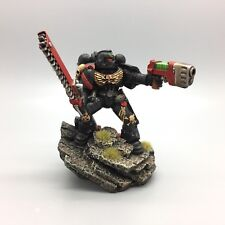FORGE WORLD COLLECTORS SERIES SPACE MARINE BLOOD ANGEL DEATH COMPANY FWC001 1998