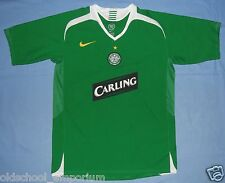 Celtic FC / 2005-2006 Away - NIKE - JUNIOR Shirt / Jersey. Size: 13/15y, 158-170