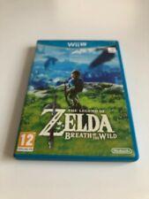 The Legend of Zelda: Breath of the Wild, wiiu  PAL ESPAÑA