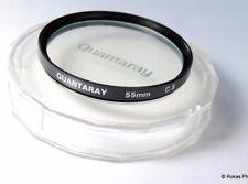 Used Quantaray 55mm C.S Filter star cross screen