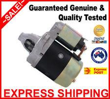 Genuine Mitsubishi Lancer CE Starter Motor 4G15 4G93 1.8L 1.5L 4Cyl Auto Manual
