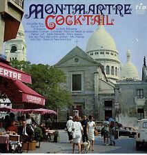 LP Montmartre Cocktail - Die René Singers - Jean Pierre Pascaux + Musette-Ens.
