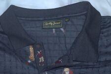 Bobby Jones Collection Polo Shirt 2XL Golf Italy 100 cotton made in italy