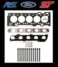 Focus ST 2.5T Block Mod Kit  - Head Gasket, Shims x4, IN & EX Gaskets & Bolts