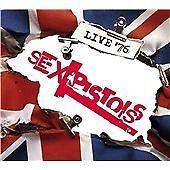 Sex Pistols - Live 1976 (Live Recording, 2016) 4CD deluxe 76