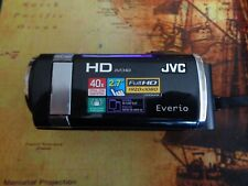 JVC GZ-HM440BU Everio in working condition, no charger, battery needs charge