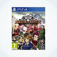 AEGIS OF EARTH : PROTONOVUS ASSAULT sur PS4 / Neuf / Sous Blister / Version FR
