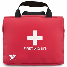 ▶ 5 Star Complete First Aid Kit Medical Emergency Survival Bag 102 Pieces