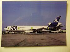 UTA / AEROMARITIME  DC 10-30    F-BTDE / collection vilain N°1374