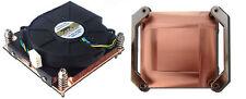 1U IPC(Mini-ITX)(Active CPU Cooler - Heatsink) (Intel Socket LGA1156 / 1155 )NEW