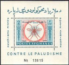 Afghanistan 1963 Medical/Health/Malaria/Mosquito/Insects/Welfare 1v m/s (n28961)