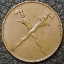 1962 Malaya British Borneo 1 cent coin #F31