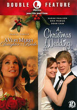 A VERY MERRY DAUGHTER OF THE BRIDE/A CHRISTMAS WEDDING (NEW DVD)