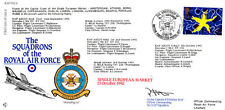 RAF FDC 6 squadroni delle RAF mercato unico europeo FDC