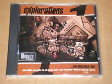 EXPLORATIONS (CUNNIE WILLIAMS, PAOLO ACHENZA TRIO) - CD COME NUOVO (MINT)