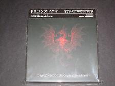 Dragon's Dogma Original Soundtrack Capcom Game Music CD NEW
