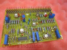 General Electric IC3600A0AL1D1C Amplifier Circuit Board - New No Box